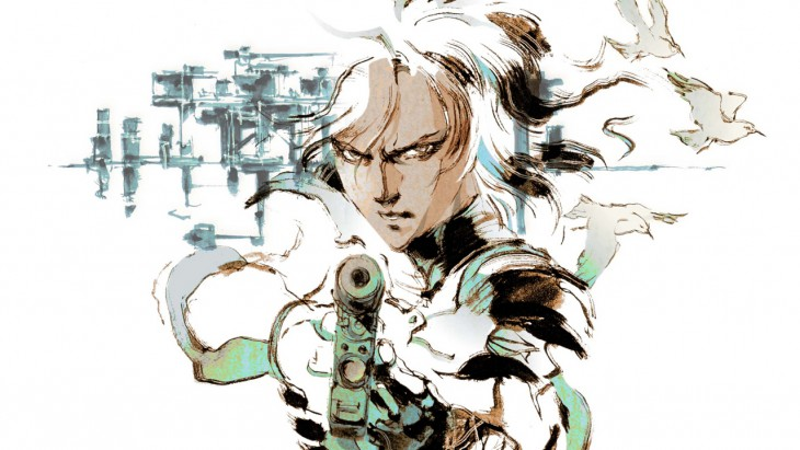 Metal Gear Solid 2 - Raiden