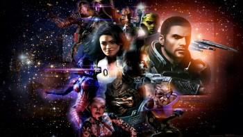 Mass Effect 3 Wallpaper 2