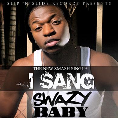I Sang Promo Cover