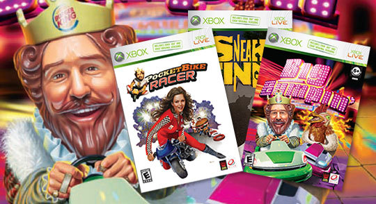 burger king games online