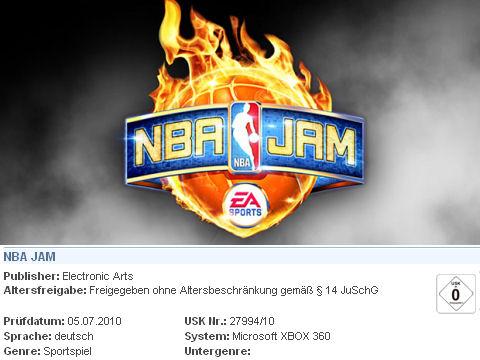NBA JAM KOALITION