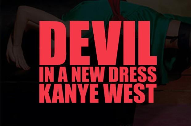 DevilIn_ANewDressKanyeWestF