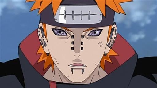 Naruto vs Pain - Falhas e Erros