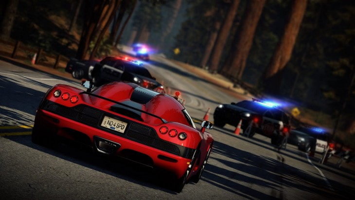 E3 2010 Need For Speed Hot Pursuit 3