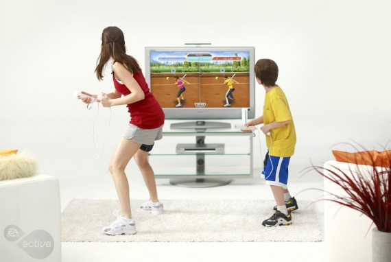 First-Look-EA-Sports-Active----Cardio-And-Resistance-Training-On-The-Wii