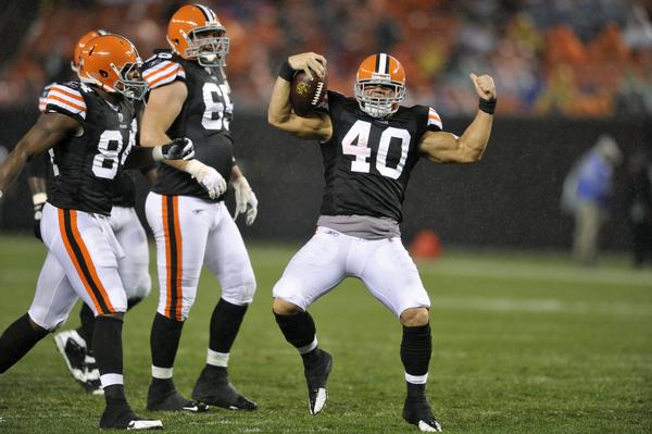 Rams Browns Football