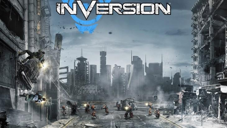 Inversion-Namco-Promotional-Art