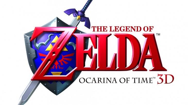 Ocarina-of-Time-3D-Logo