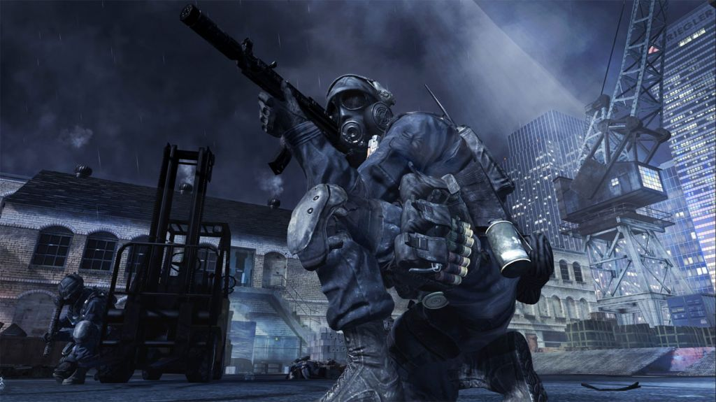 Modern Warfare 3 screens