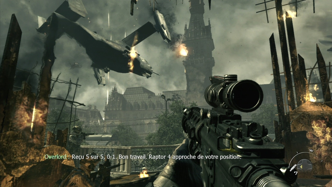 Call Of Duty: Modern Warfare 3 Review – Reporting For Duty ...