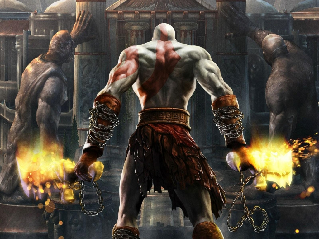 God of War IV Rumoured To Have Co-op