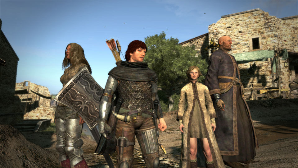 Dragons-Dogma Party