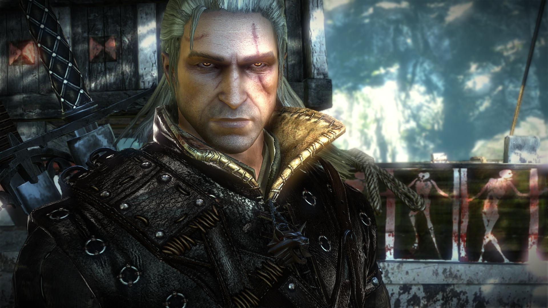 witcher geralt of - photo #30