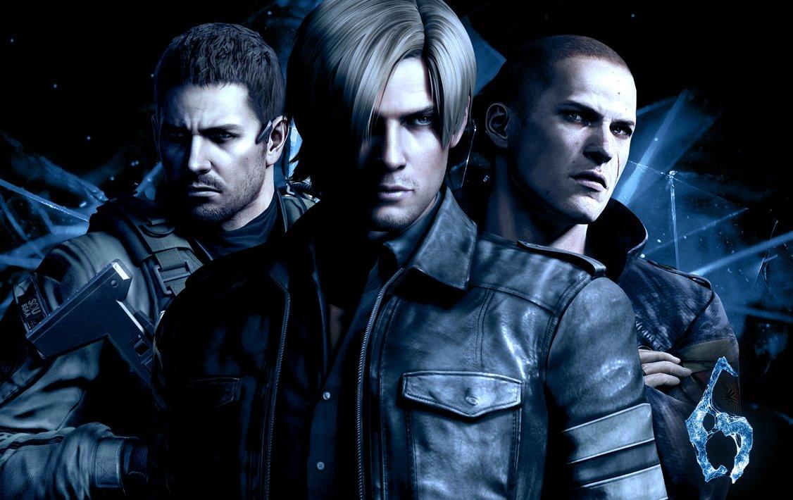 Resident Evil 6 Poster 5