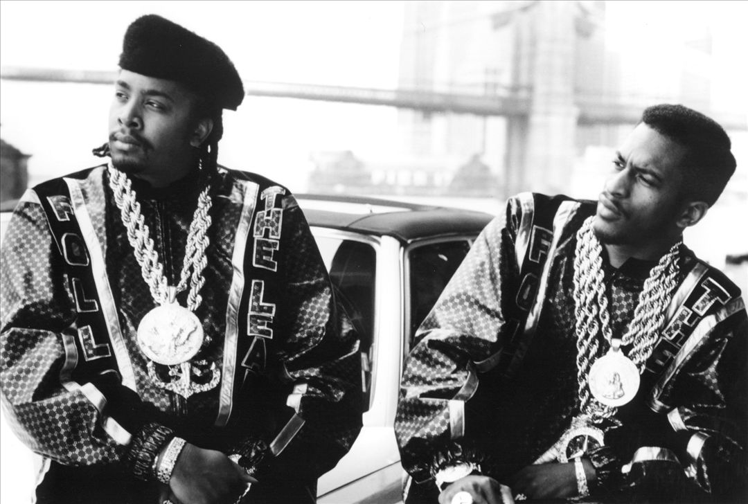 Eric B. and Rakim - Prince I Know You Got Soul - Uptown