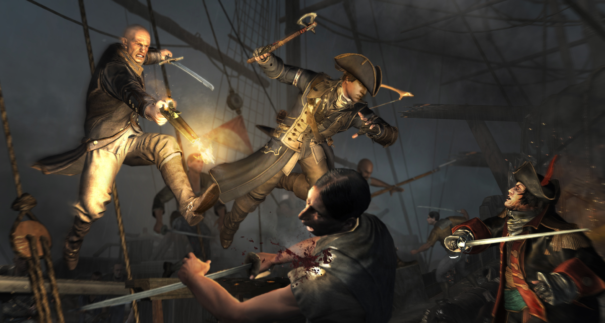 Assassin's Creed 3 Top 5 games 2012