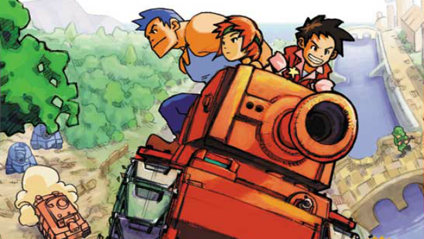 Advance Wars Wii U