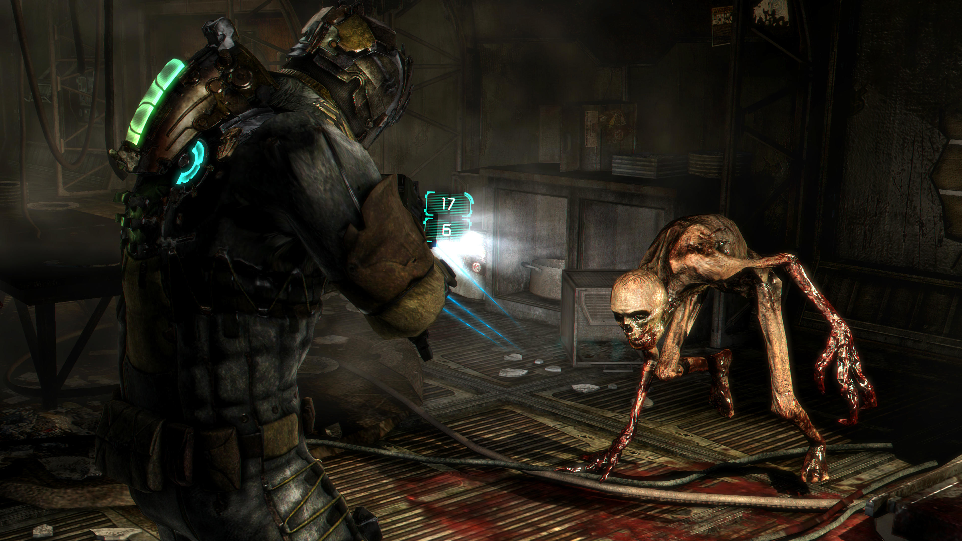dead space 3 demo out today now has microtransactions. Black Bedroom Furniture Sets. Home Design Ideas