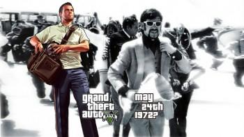 Grand Theft Auto 24/05/13