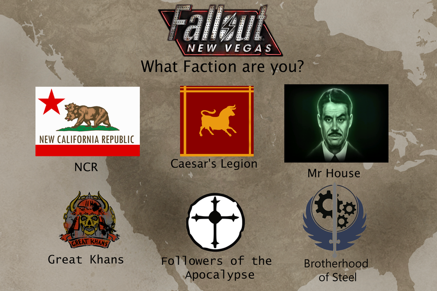 No Factions