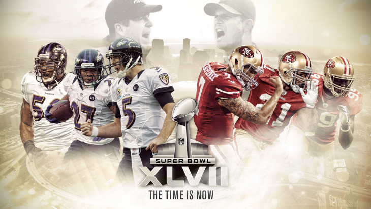 super bowl xlvii wallpaper