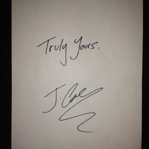 J. Cole - Truly Yours