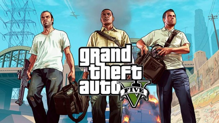 GTA V Splash-Image1