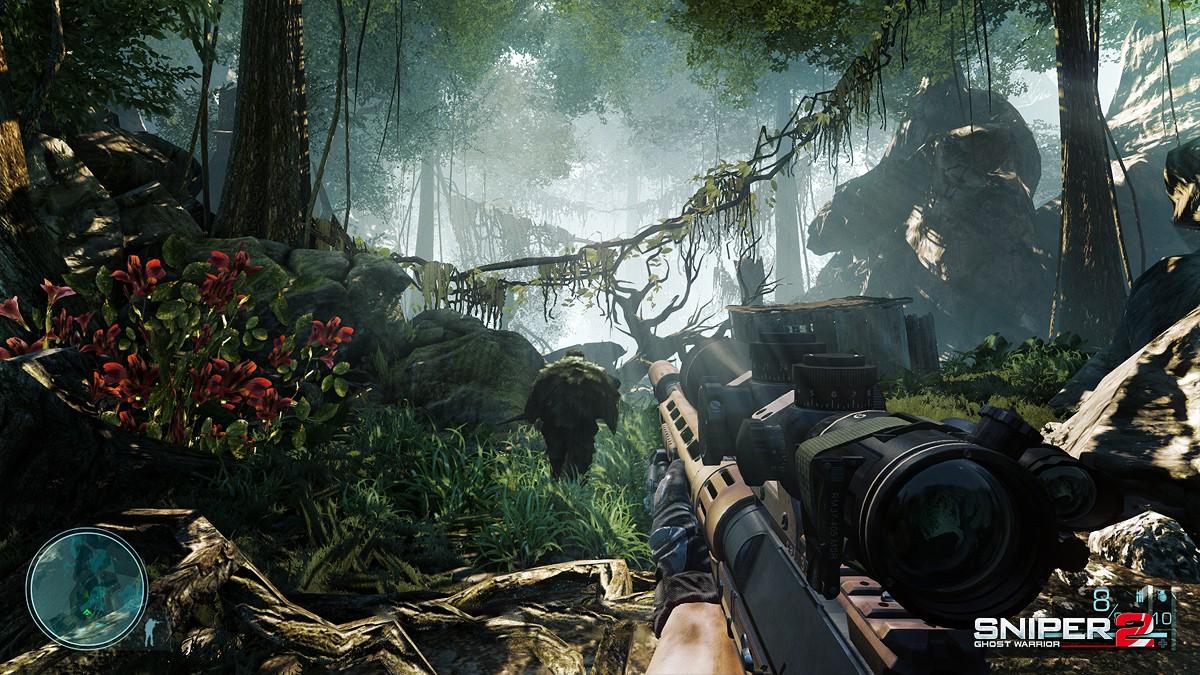 sniper warrior