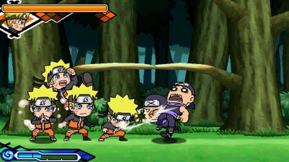 naruto gameplay