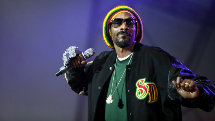Rap Name snoop lion