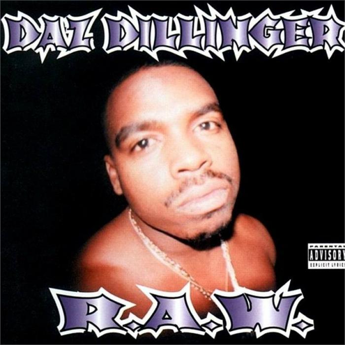 worst hip-hop album covers daz r.a.w