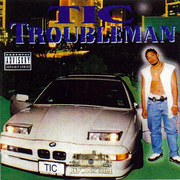 worst hip-hop album covers tic troubleman