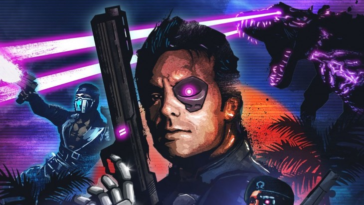 blood dragon cover