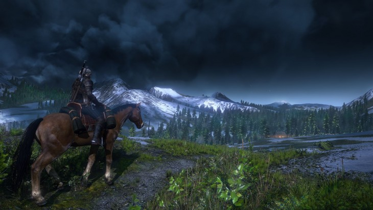 8_The_Witcher_3_Wild_Hunt_Horse_1