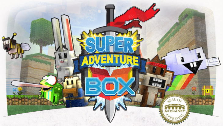super adventure box