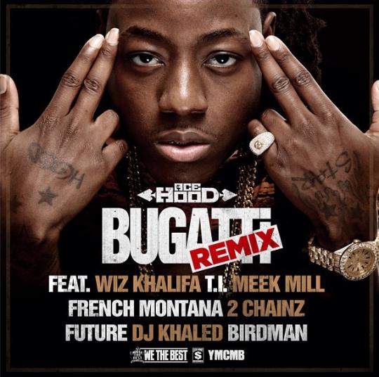 ace hood bugatti remix