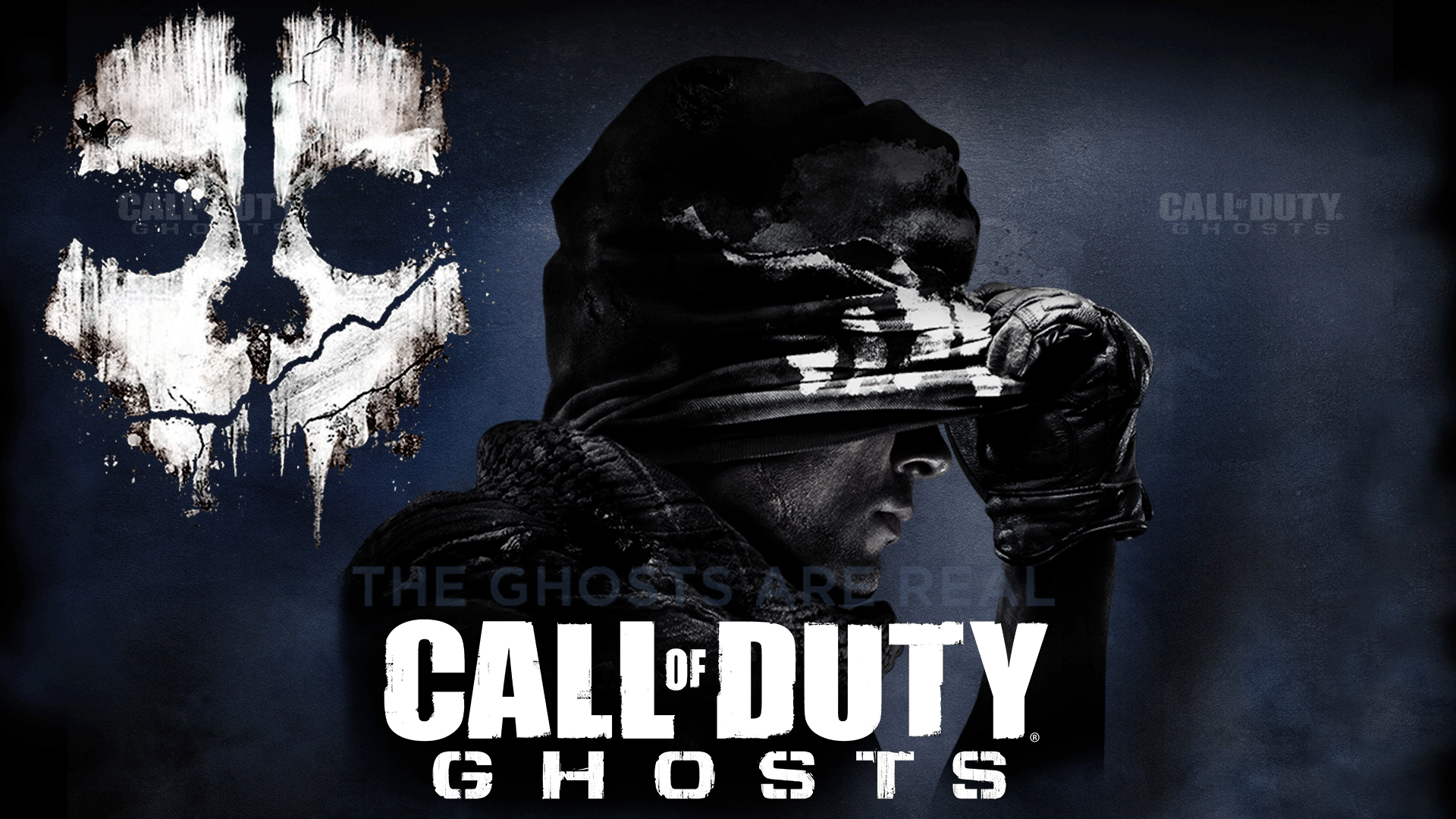 Call of Duty Ghosts Wallpaper Call of Duty Ghosts Wallpaper