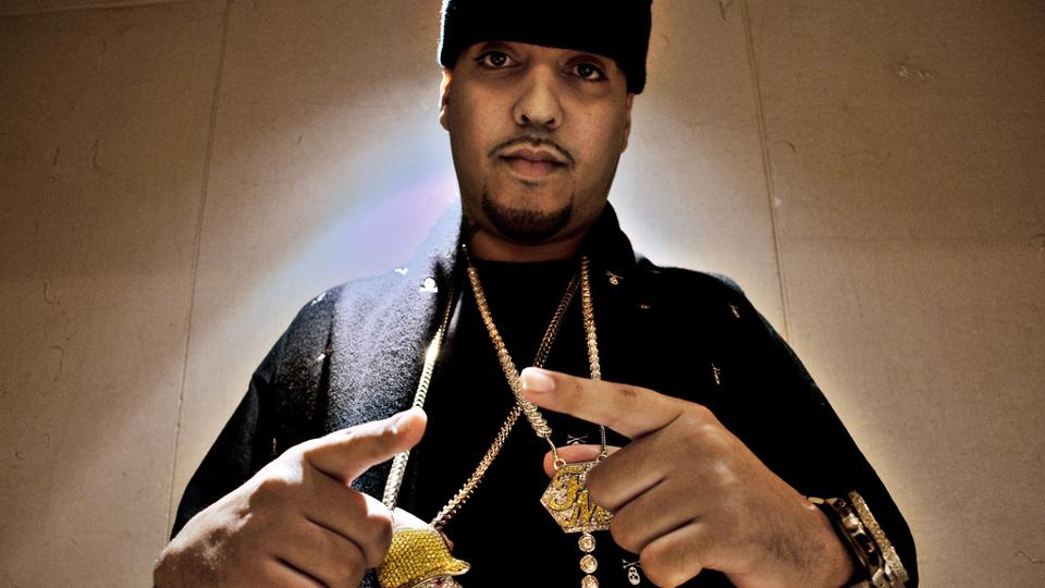 French Montana forever known as Flop Montana?