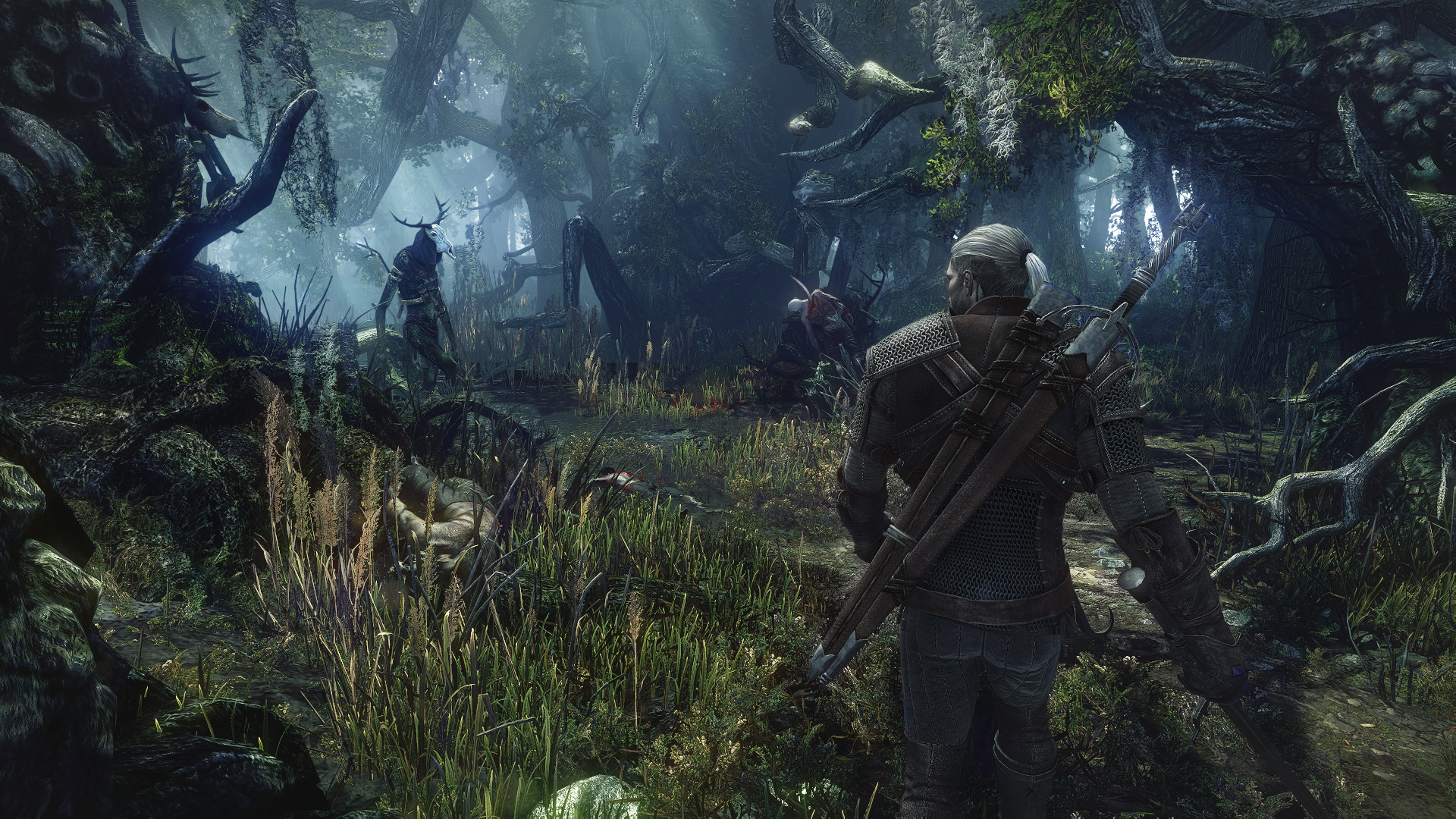 The Witcher 3 Is A Skyrim Killer Preview The Koalition
