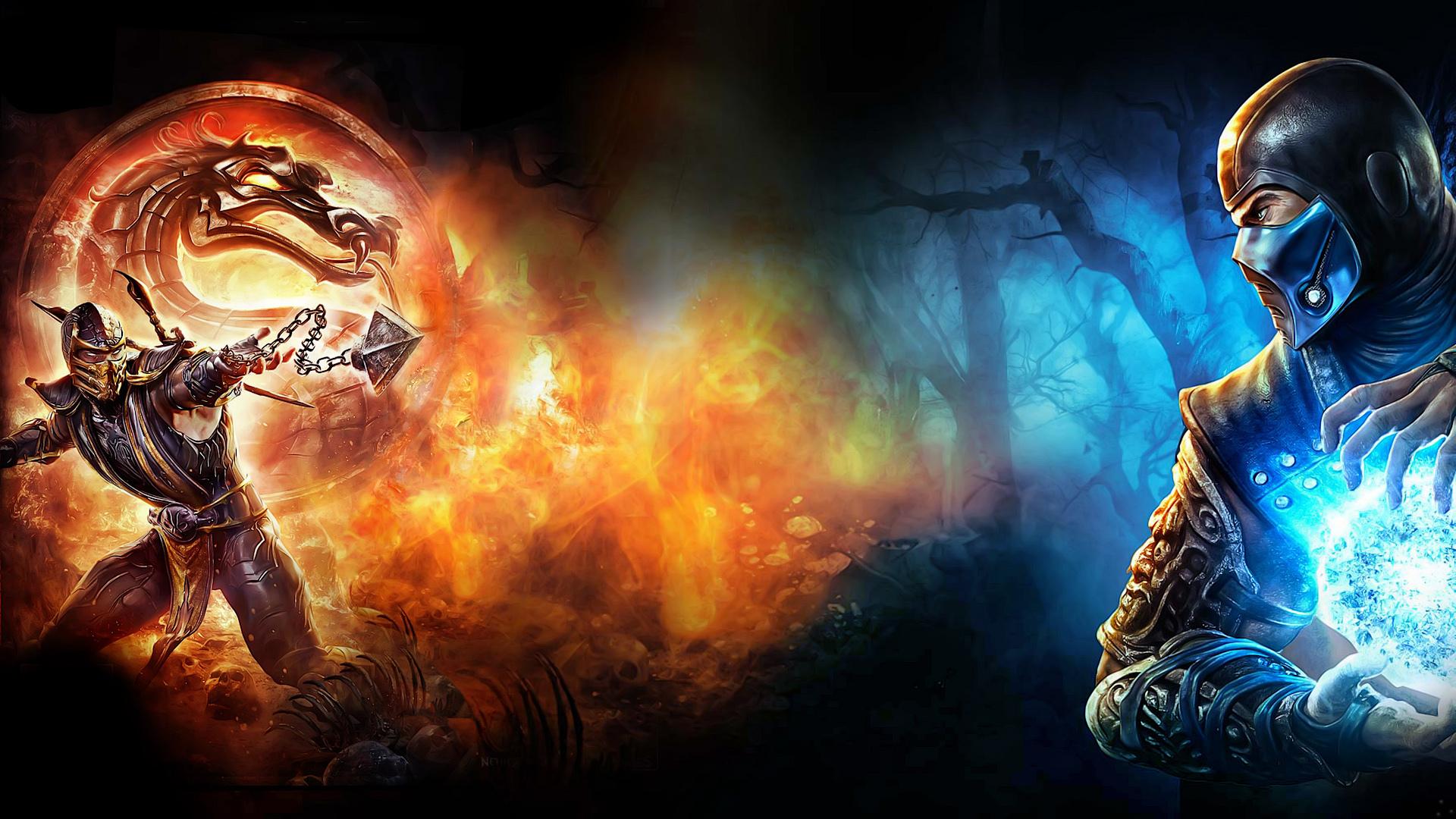 Mortal-Kombat-Scorpion-Sub-Zero-Wallpaper-HD-Dekstop