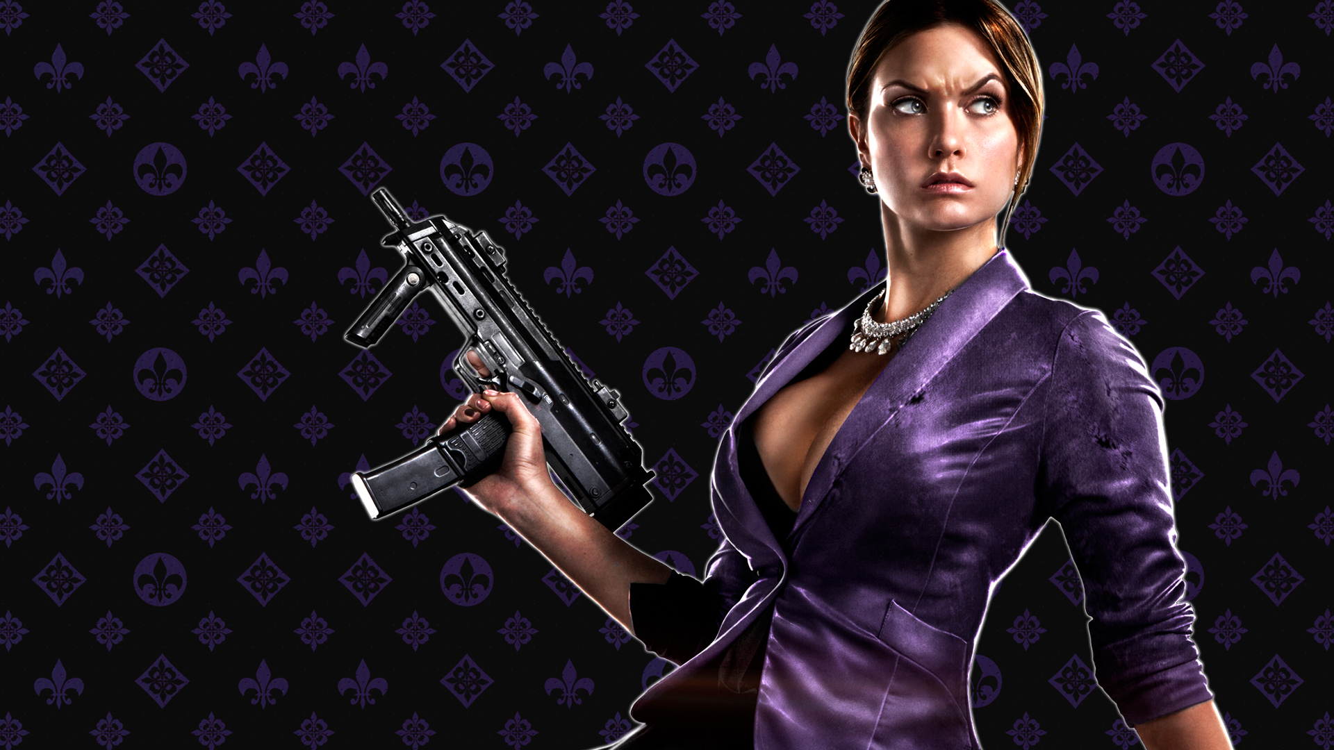 Hot sexy saints row girls mobile wallpaper  nude movies