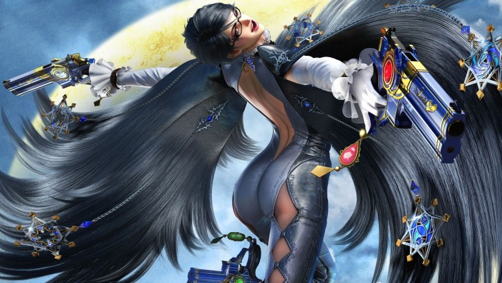 Bayonetta-2-Wallpaper