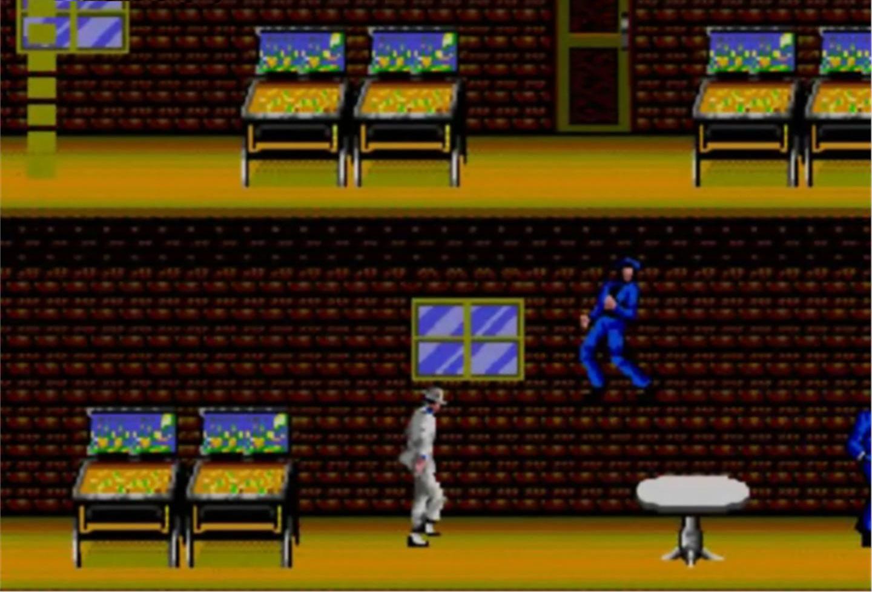 MJ - Gameplay