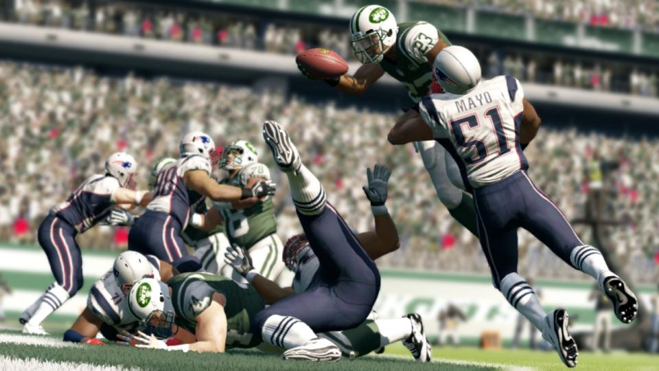 Madden13 infinity engine