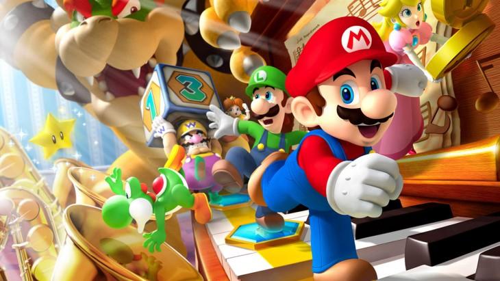 Super Mario Featured