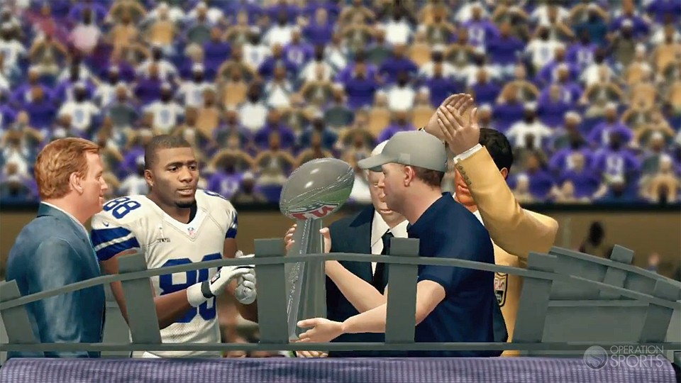 madden cowboys superbowl