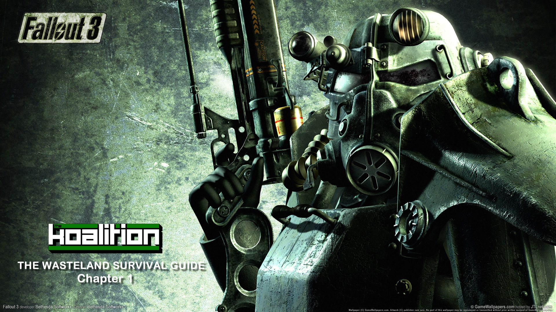 Survival guide quest fallout 3 youtube