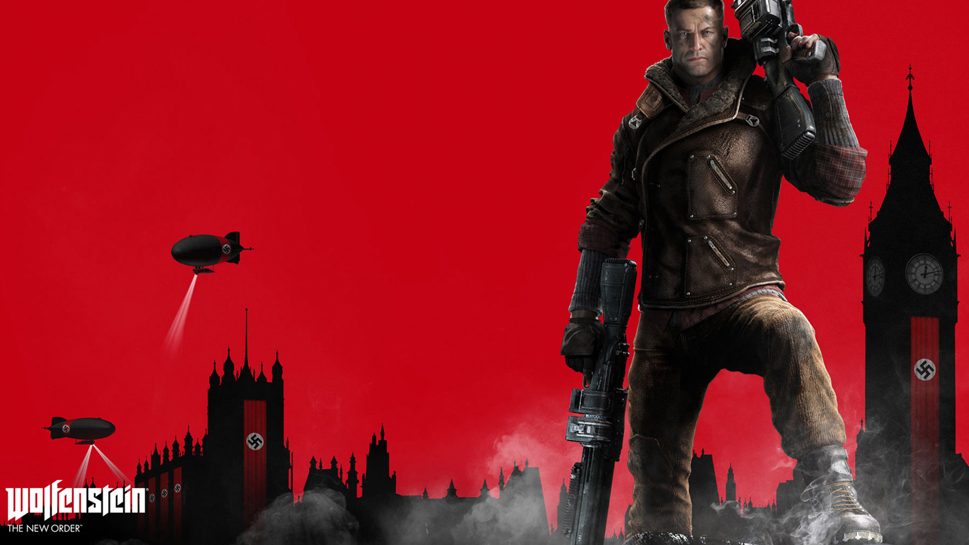 Wolfenstein The New Order Preview Quakecon 2013 The