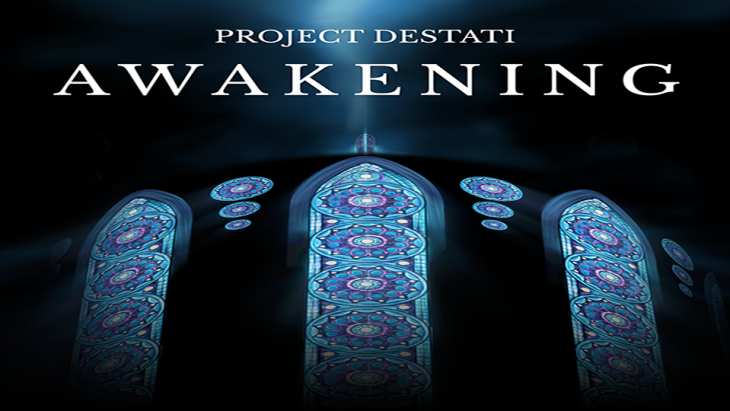 Project Destati Awakening album cover
