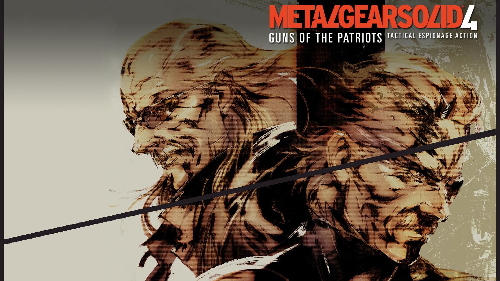 MetalGear4